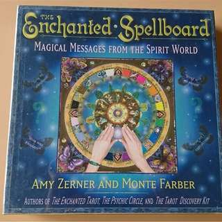 The Enchanted Spellboard Magical Messages from Spirit World