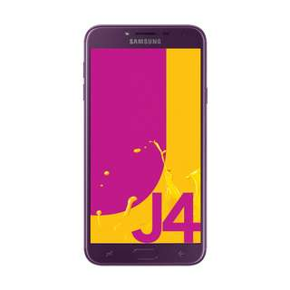 Promo Samsung Galaxy J4 Smartphone - Purple [32GB/ 2GB]