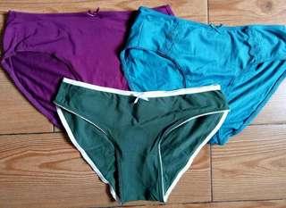 SALE Bikini Undies Small