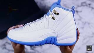 Nike air Jordan12 喬丹 女鞋 時尚