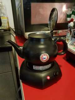 Chinese style electric heating pot