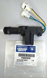 Centre Locking Actuator for Proton Saga BLM