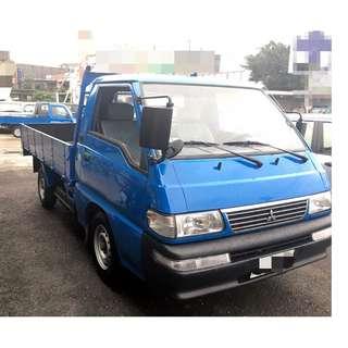 2010年~ 中華三菱~ 得利卡 貨車 2.4L ~ 藍