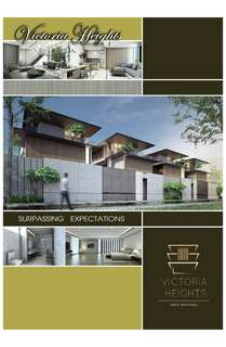 Preselling new manila single detached house and lot