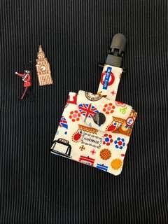 🚚 寶寶平安符袋-英國衛兵💂♀️