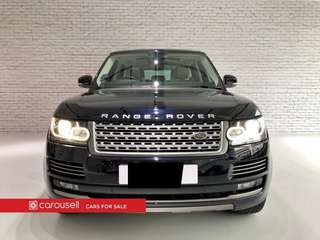 LAND ROVER RANGE ROVER 3.0 S/C TSS A/T ABS 4WD S/R