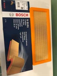 bosch s 0151 風隔 Mini Cooper s  r56