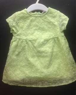 Poney Dress- Have 2 sets (06 mth) & (12 mth)