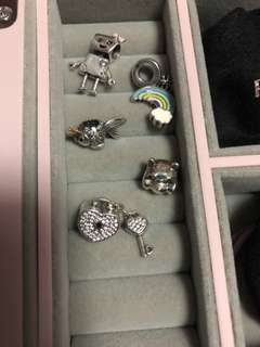 Authentication pandora charms