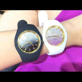 Geneva Jelly Galaxy Watch