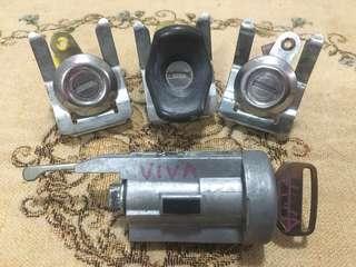 Set kunci Avy untuk viva