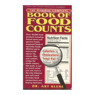 Dr. Art Ulene - Book Of Food Counts