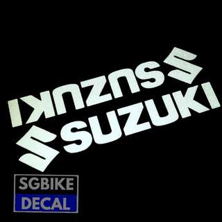 Suzuki Belly Pan Reflective