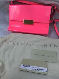 Stella McCartney 桃紅色手袋