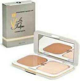Make up powder La Tulipe cosmetic