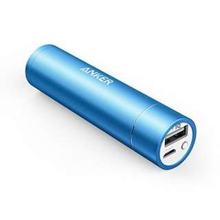 886. Anker PowerCore+ mini, 3350mAh Lipstick-Sized Portable Charger (3rd Generation, Premium Aluminum Power Bank), One of the Most Compact External Batteries