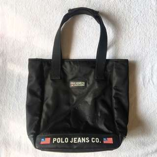 Polo Jeans Co. Tote Bag