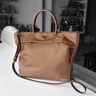 Authentic Prada Tessuto Bag BN2531