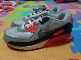 Auth Nike Airmax (US 1Y)
