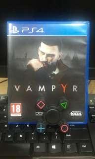 [PS 4] Vampyr