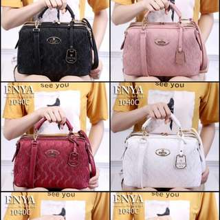 ENYA Doctor Bag Smooth 1040C