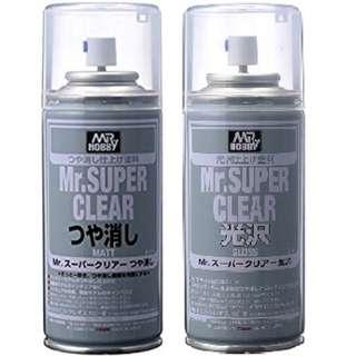 Mr. Super Clear Matt Gloss 170ml