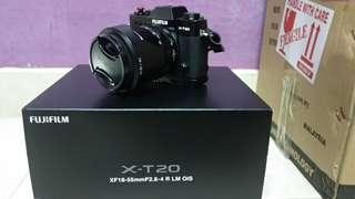 Fujifilm X-T20 + 18-55 F2.8-4