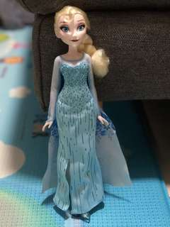 🚚 Elsa Doll with Magical Water Pen