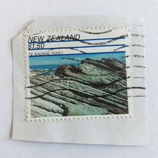 New Zealand Stamp.