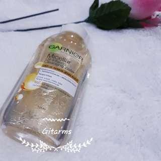 Garnier oil micellar water