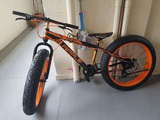 LOW PRICE - USED FAT BIKE FOR SALE
