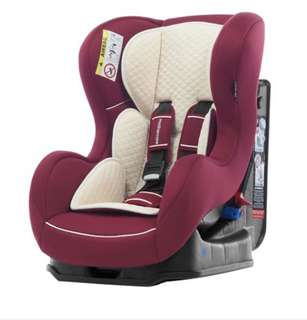 Mothercare Car Seat - Madrid Combination Red