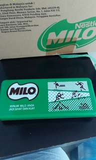 Unused 1989 Vintage Milo pencil case