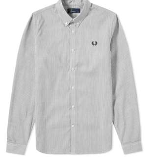 FRED PERRY CLASSIC STRIPE SHIRT