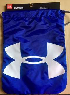 Under Armour sackpack stringbag double-sided new