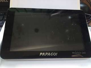 Papago WayGo 260 GPS