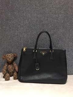 Prada large size handbag(大size手袋)