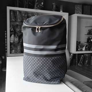 Authentic Gucci Nylon Backpack
