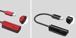 耳機轉接頭轉接線二合一 轉換器 iphone 蘋果