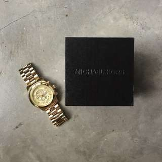 Authentic Michael Kors Mens Watch