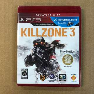 PS3 KILLZONE 3 (MOVE)-US     PS3 殺戮地帶3-(MOVE對應)-美版