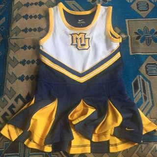 nike cheerleader dress