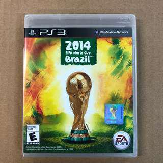 PS3 FIFA WORLD CUP BRAZIL 2014-CHAMPIONS EDITION-US     PS3 FIFA 巴西世界杯 2014-美版