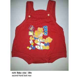 overalls baby cloth