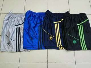 Celana Pendek Olahraga Lari Futsal Gym Adidas