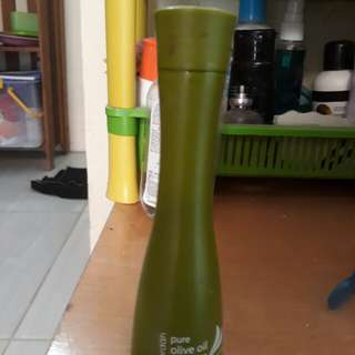 Wardah pure olive oil
