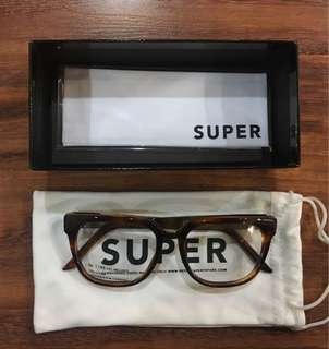 Super Glasses frame
