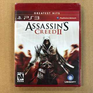 PS3 ASSASSIN'S CREED 2-US     PS3 刺客教條 2-美版