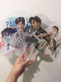 EXO Transparent Fans