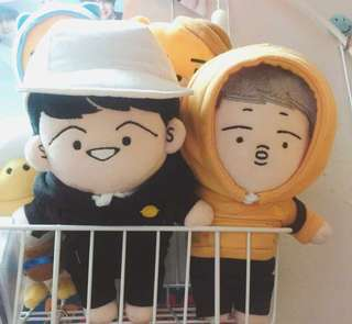 RapMon Cafe Suga Set Doll - ONLY SUGA SET